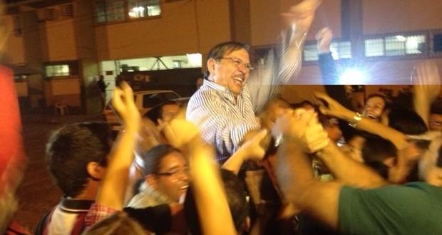 Últimos vereadores presos deixam penitenciária em Caruaru, no Agreste