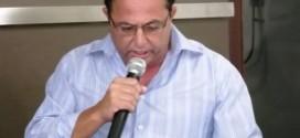 Réu: Justiça recebe denúncia do MP contra Dinca Brandino por peculato