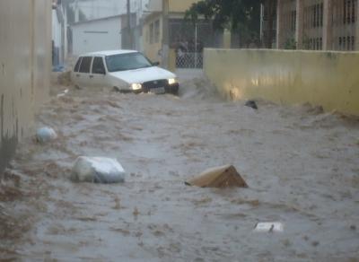 Chuva deixa rastro de destruição em Afogados da Ingazeira