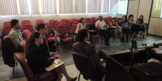 Relatório da XII SEMEIA é entregue ao Ministério Público Estadual
