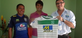 Entrevista // Edycláudio Mateus jogador do Belo Jardim visita a Pajeú