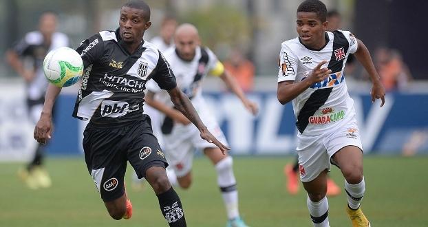 Vasco cede empate à líder Ponte Preta, chega a três jogos sem vencer, e título fica distante