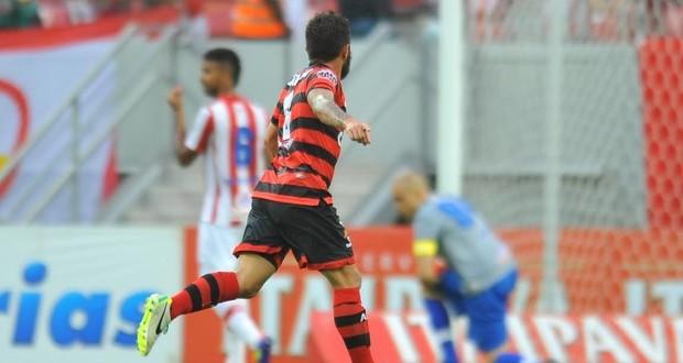 Náutico perde para o Atlético de Goiás na Arena Pernambuco