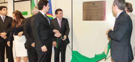 Serra // Inaugurada a 38ª Vara Federal que irá atender a região do Pajeú e cidades vizinhas
