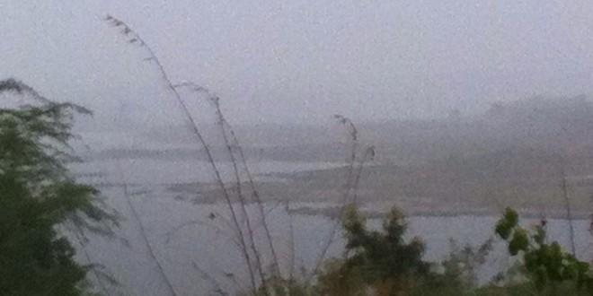 Chuva volta ao Pajeú assustando moradores de Itapetim