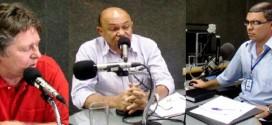 Debate sobre momento do país acirra ânimos entre Emídio Vasconcelos e Heleno Mariano