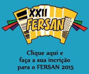 XXII FERSAN – Faça a sua incrição