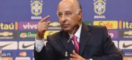 Del Nero voltou para o Brasil, segundo a Fifa