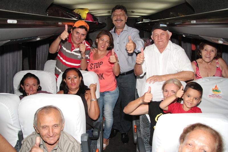Primeira viagem ao Recife