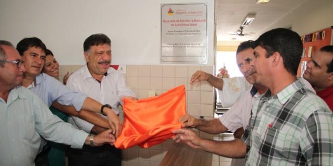 Prefeitura de Afogados inaugura nova sede da Assistência Social