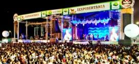 Prefeito anuncia atrações da Exposertânia nesta sexta-feira