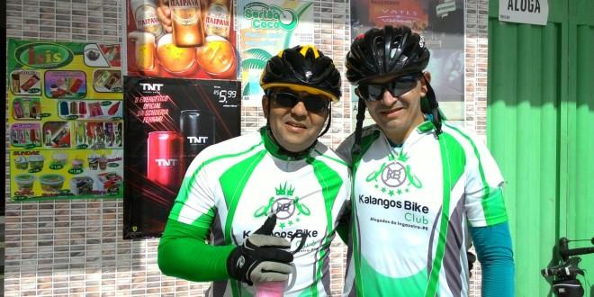 """Ciclistas afogadenses fazem """"super pedal"""" de 220 km"""