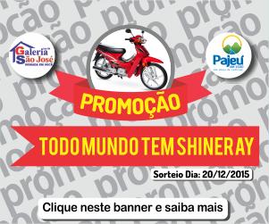 promoção Shineray