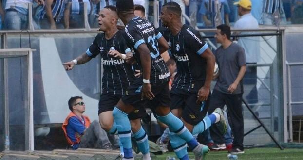 Grêmio vence Atlético-MG e deixa aberta a briga pelo vice-campeonato