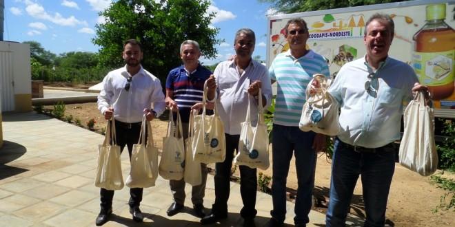 Cooperativa de Tabira no Globo Rural
