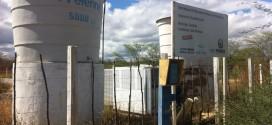 Sertânia: Prefeitura acompanha firma responsável pela manutenção dos dessalinizadores do município