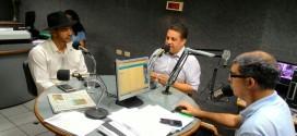 """Mário Viana diz que não há eleição fácil, mas """"rejeição de Luciano"""" ajuda seu projeto"""
