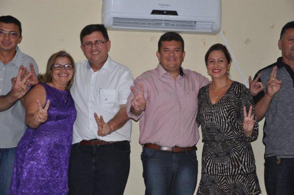 Em Itapetim o candidato governista é Adelmo Moura