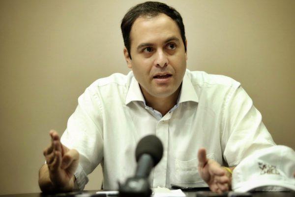 Em coletiva Paulo Câmara prometeu mais empenho no combate ao desmatamento
