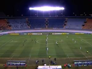 Goiás desperdiça chances e cede empate ao LEC no Serra Dourada