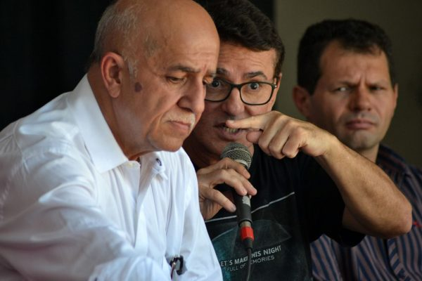 Nena desiste e campanha de Serra será polarizada entre PT e PR