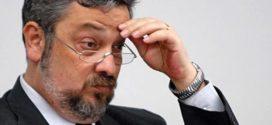 Polícia Federal cumpre a 35ª fase da Lava Jato e prende Antônio Palocci