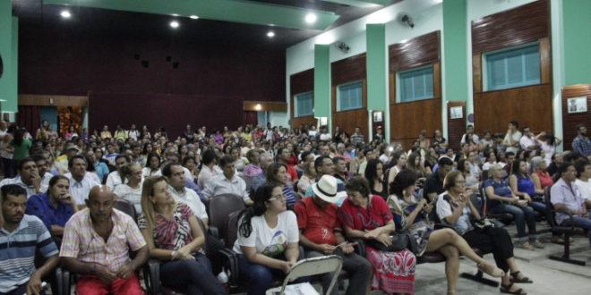Em noite histórica, audiência pública discutiu aumento dos subsídios no Cine São José