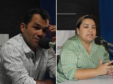 Tabira: Nely Sampaio quer presidência e Marcos Crente admite ser Secretário Municipal