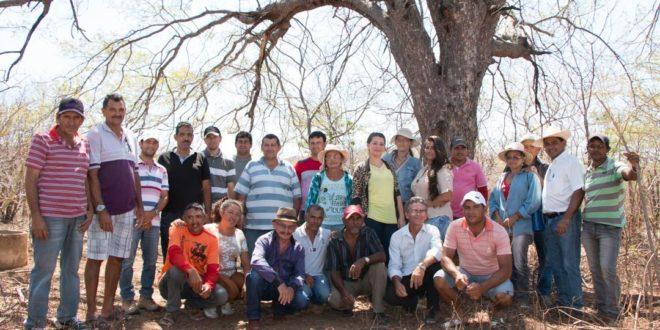 Criadores de Caprinos conhecem o Manejo da Caatinga em Afogados da Ingazeira
