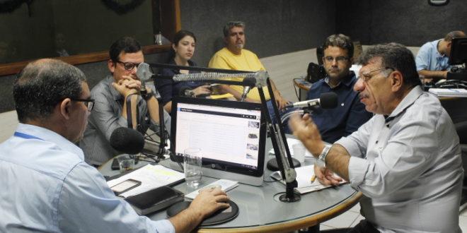Na Pajeú Patriota diz que projeto do Cinturão Verde começa a avançar