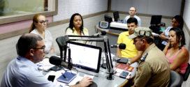 Operação Lei Seca, X GERES e Conselho Tutelar falam sobre ações durante calendário festivo em Afogados