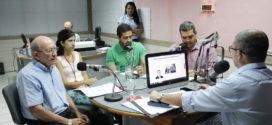 Saúde, infraestrutura e obras no Debate das Dez da Pajeú