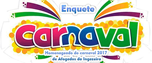 Vote no homenageado do carnaval 2017