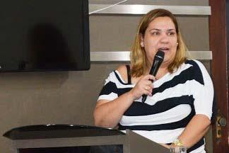 Bagunça na Câmara não permito, diz Presidente Nely Sampaio