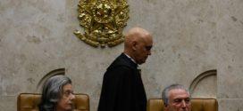 Alexandre de Moraes toma posse e assume vaga de Teori no Supremo